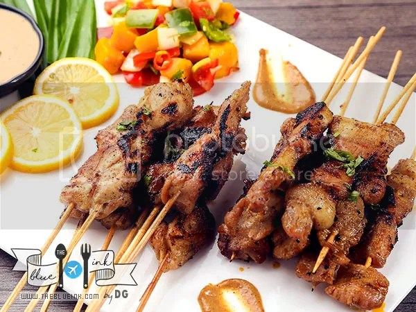 Have A Memorable Independence Day At Vikings - Pork and Chicken Satay