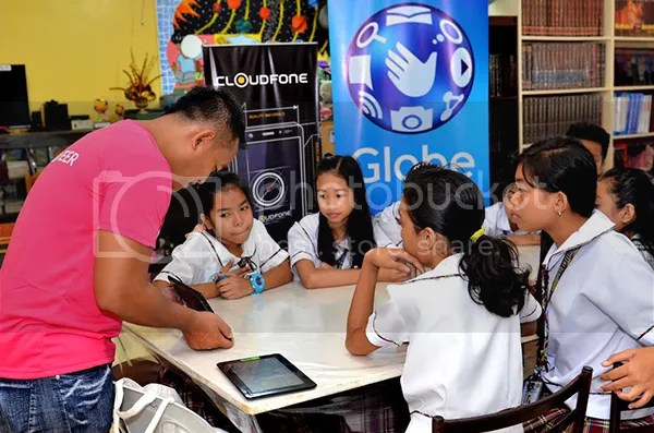 Global Filipino Schools Enhance Elearning With 220 Tablet Donation From Cloudfone