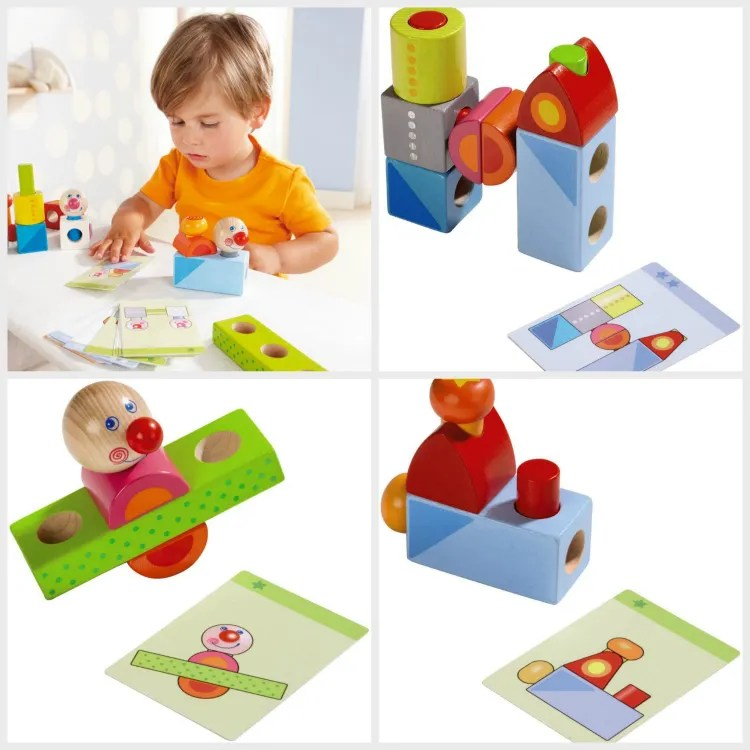 Haba Smart Fellow Pegging Game - educational gift guide for preschoolers