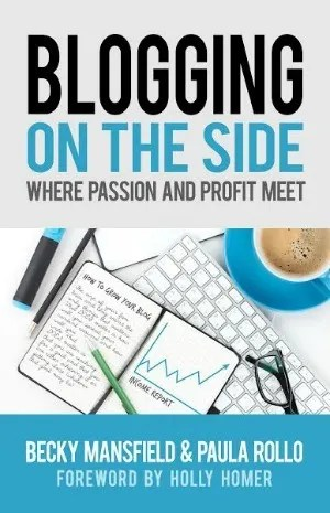 Blogging on the side