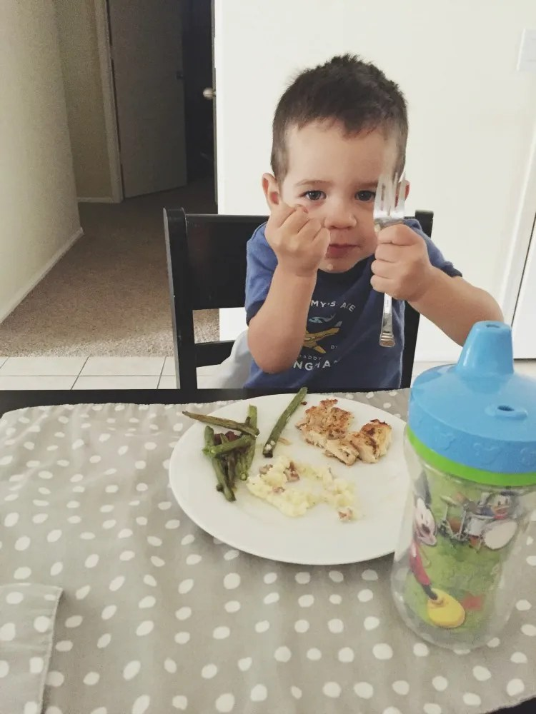 Toddler-Meal