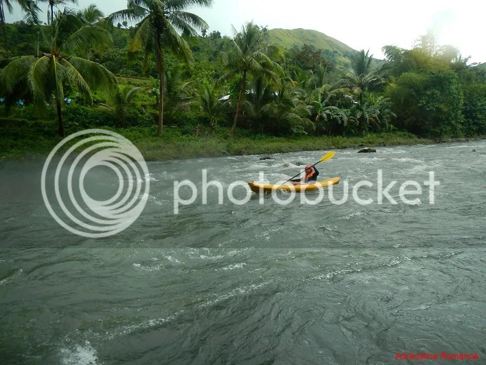 Tibiao River Whitewater Kayaking