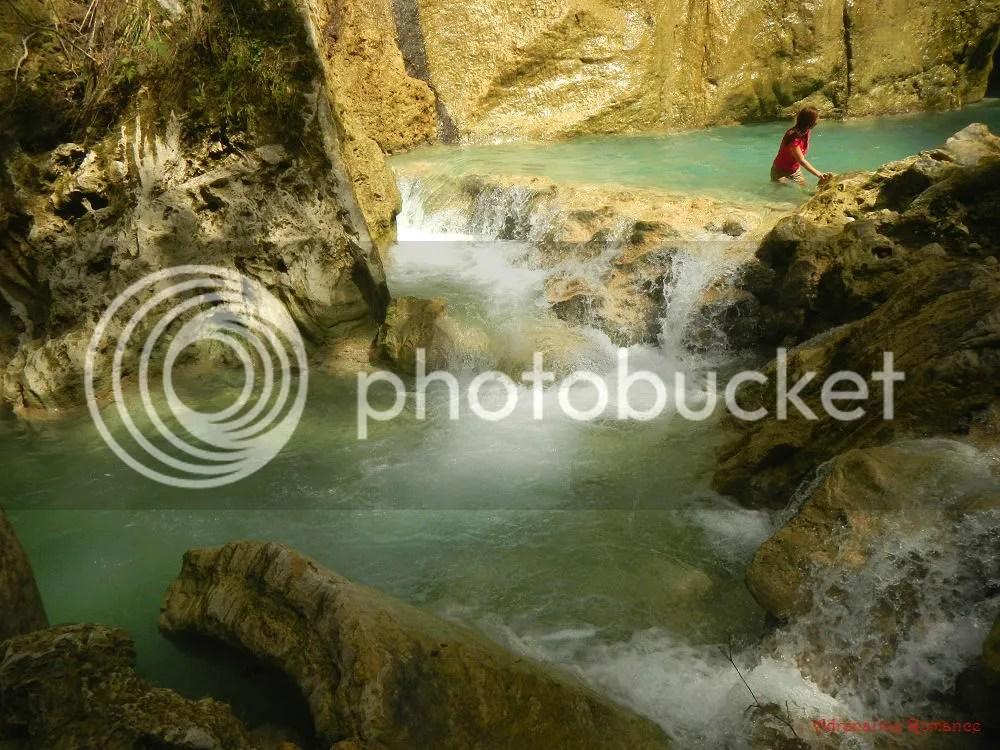 Inambakan Falls