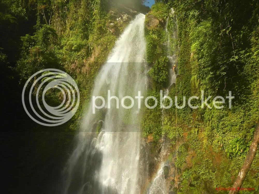 Ulan Ulan Falls