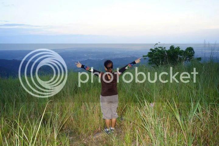 Mt. Kan Irag and Kabang Falls