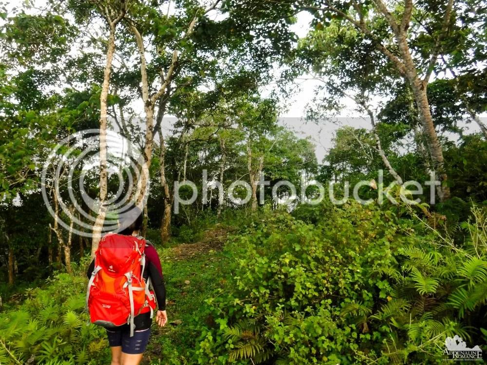 Trekking in Jagna