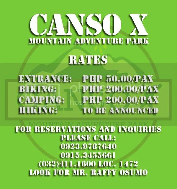 Canso X Mountain Adventure Park