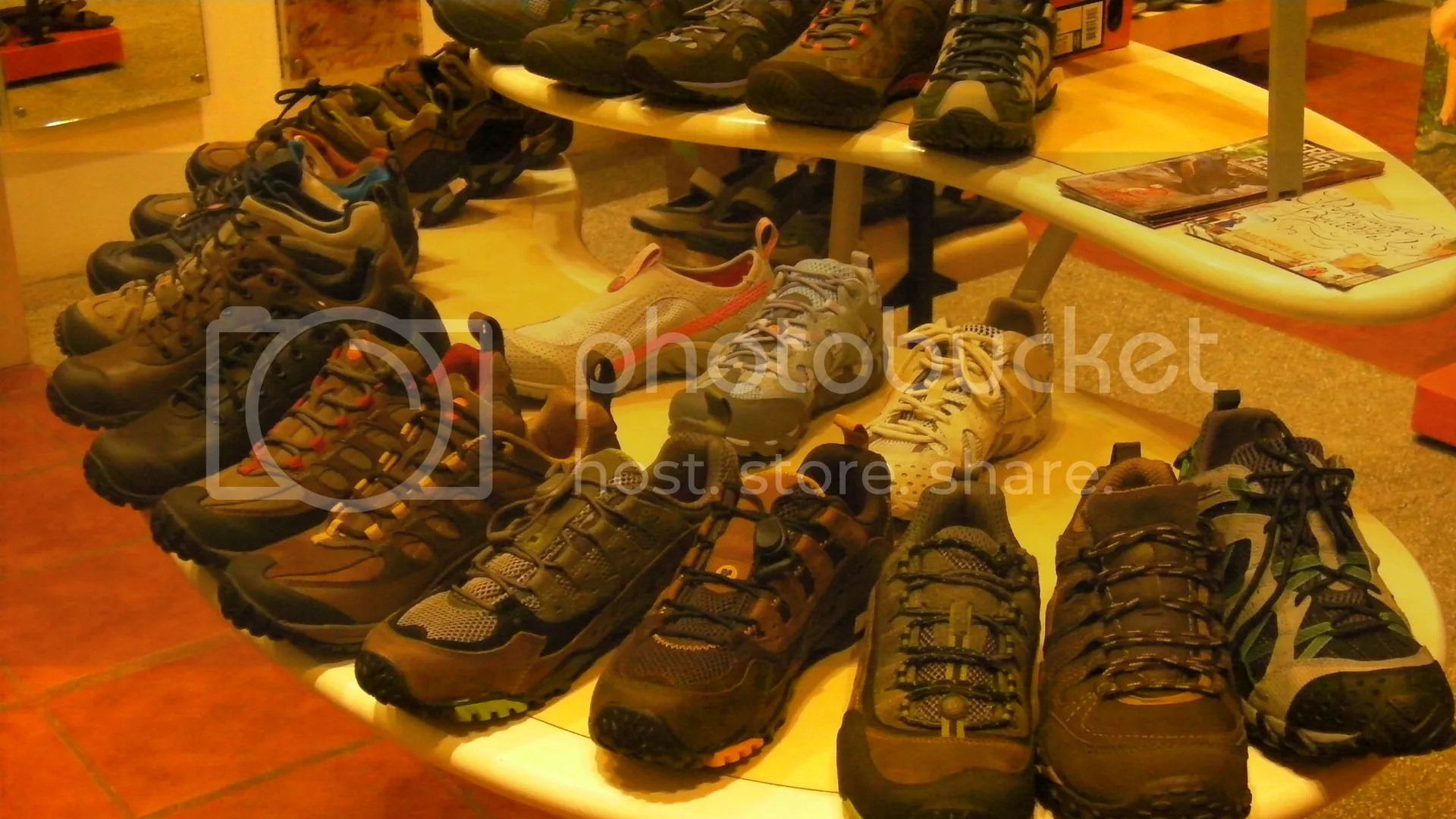 Picking the Right Trekking Shoes
