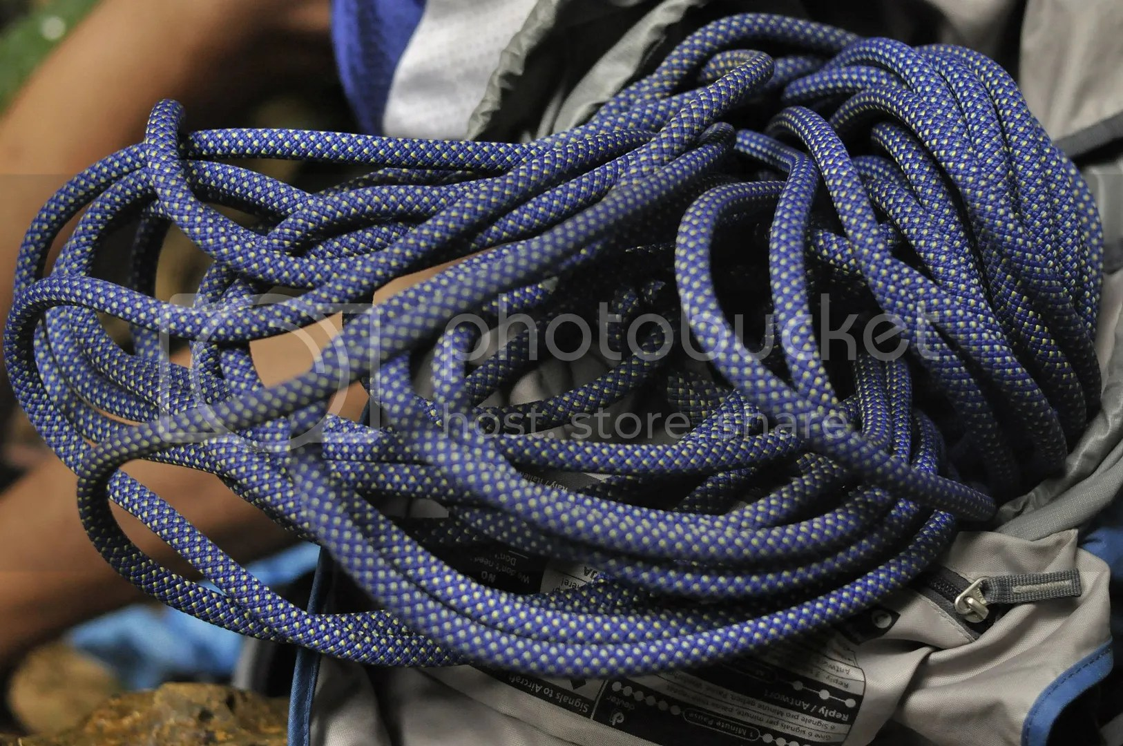 Mammut Tusk Superdry Dry Rope