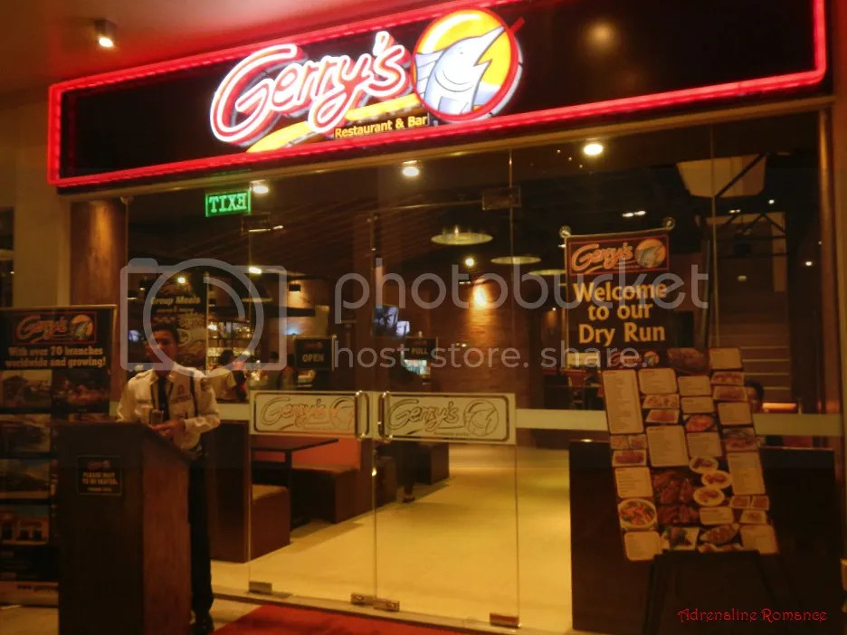 Gerry's Grill Bar and Restaurant