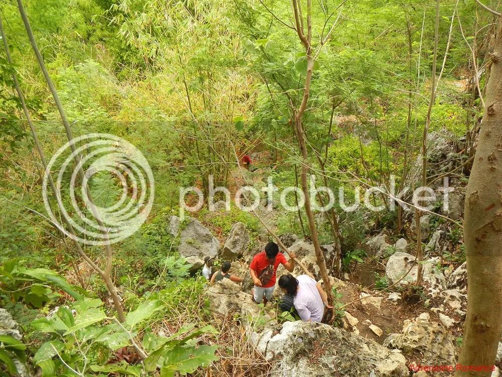 Islas de Gigantes Bakwitan Cave
