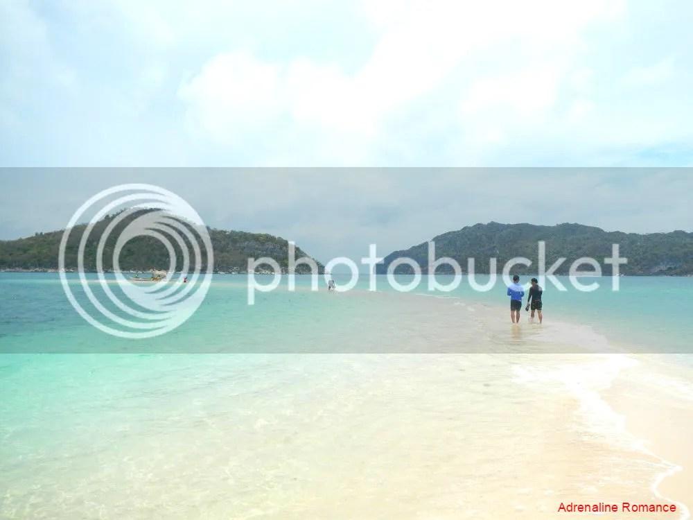 Islas de Gigantes Island Hopping