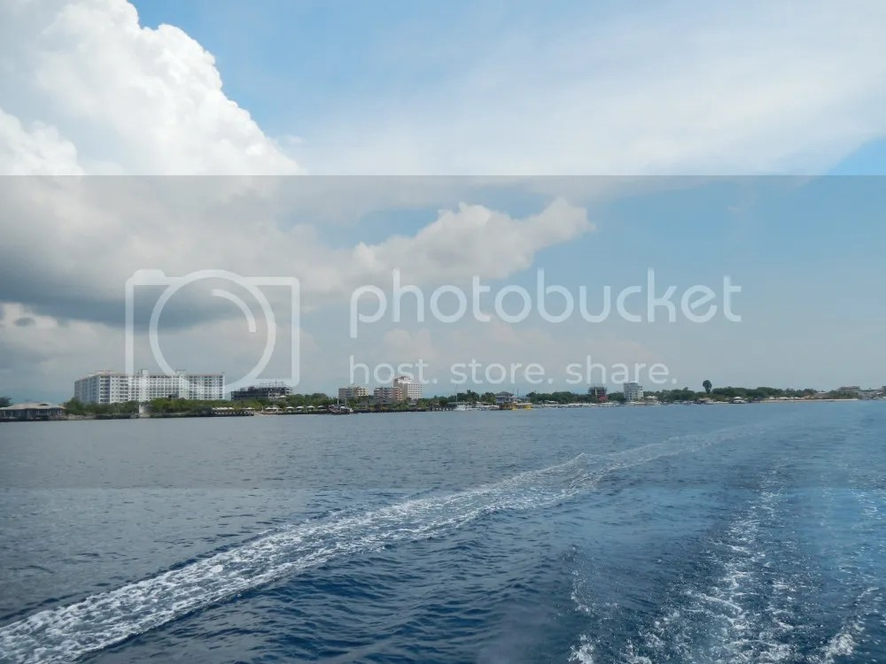Island Hopping in Mactan
