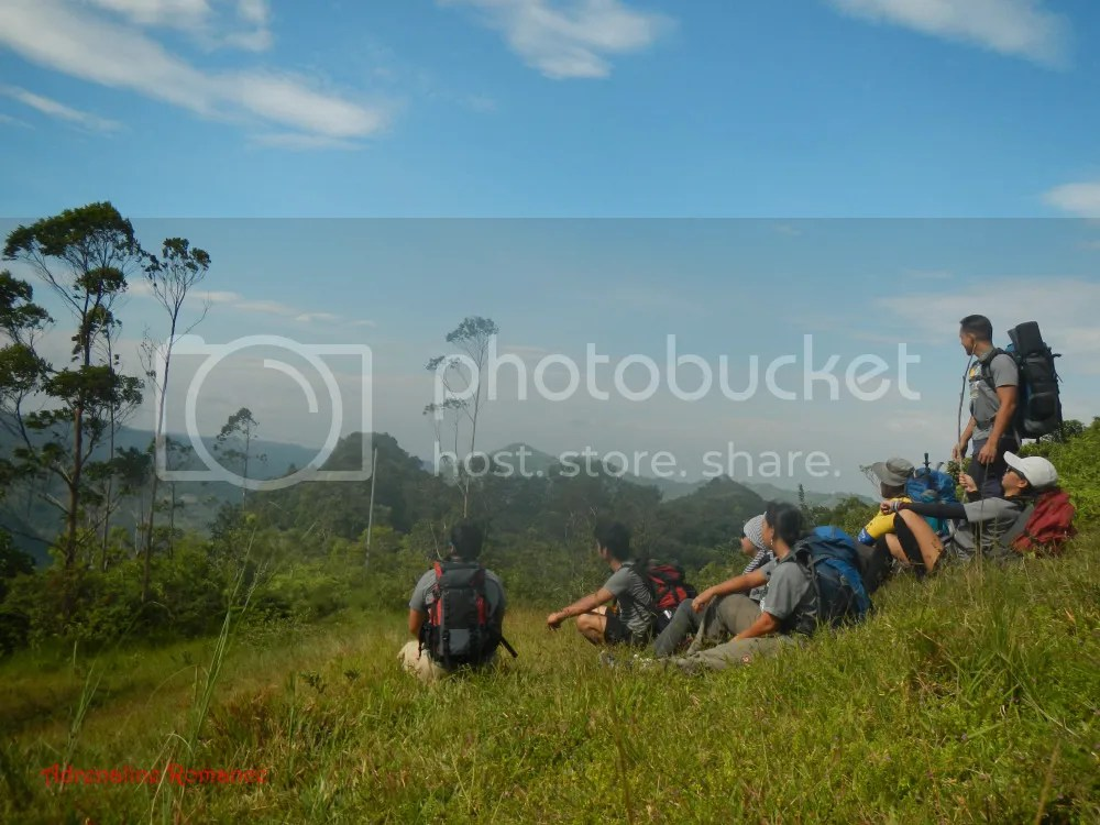 Lunatrek 12 Cebu Mountaineering Alliance at Mt. Manunggal