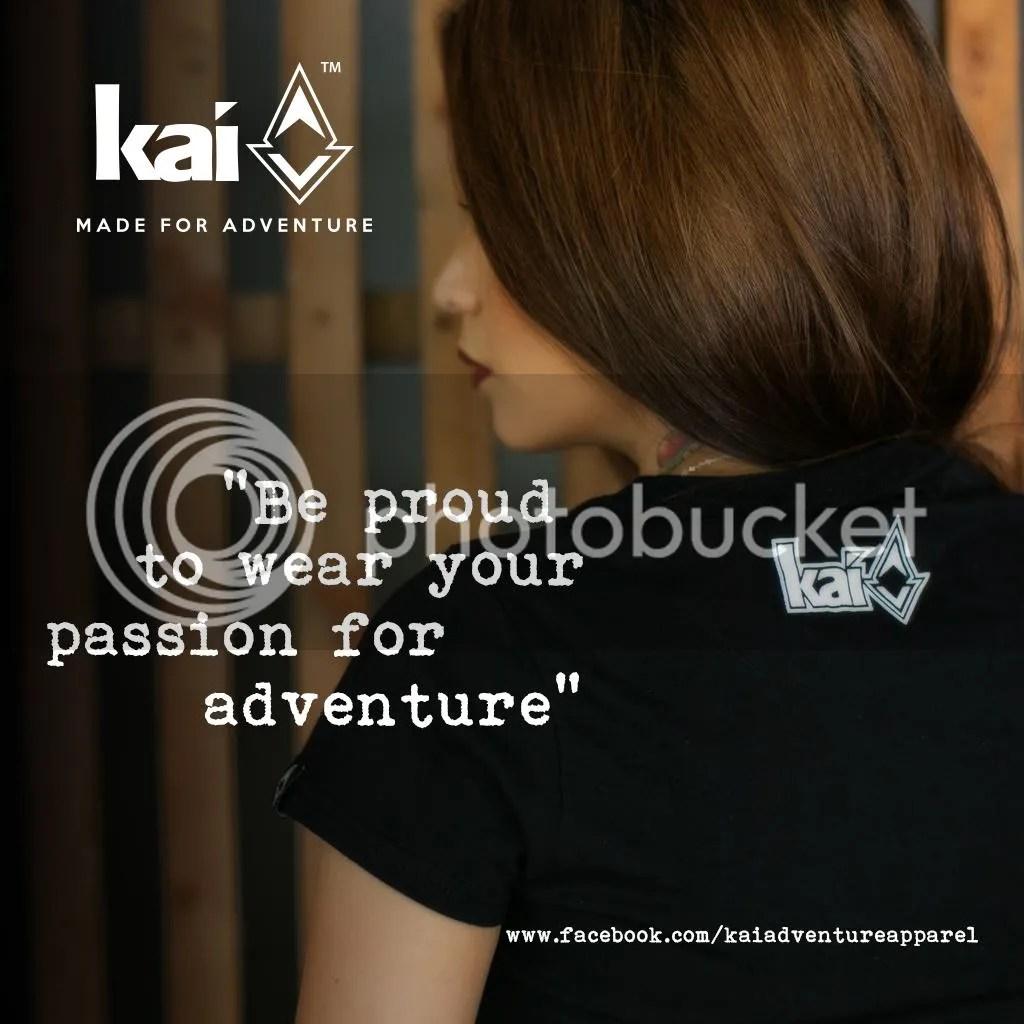 Kai Made for Adventure