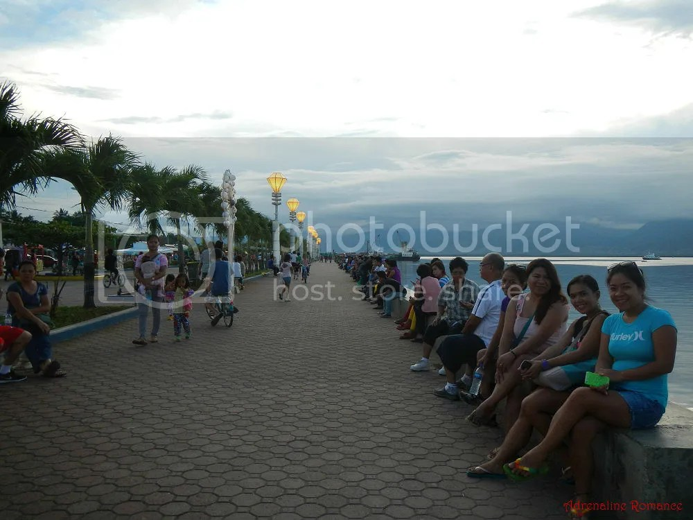 Puerto Princesa Baywalk and Plaza Cuartel