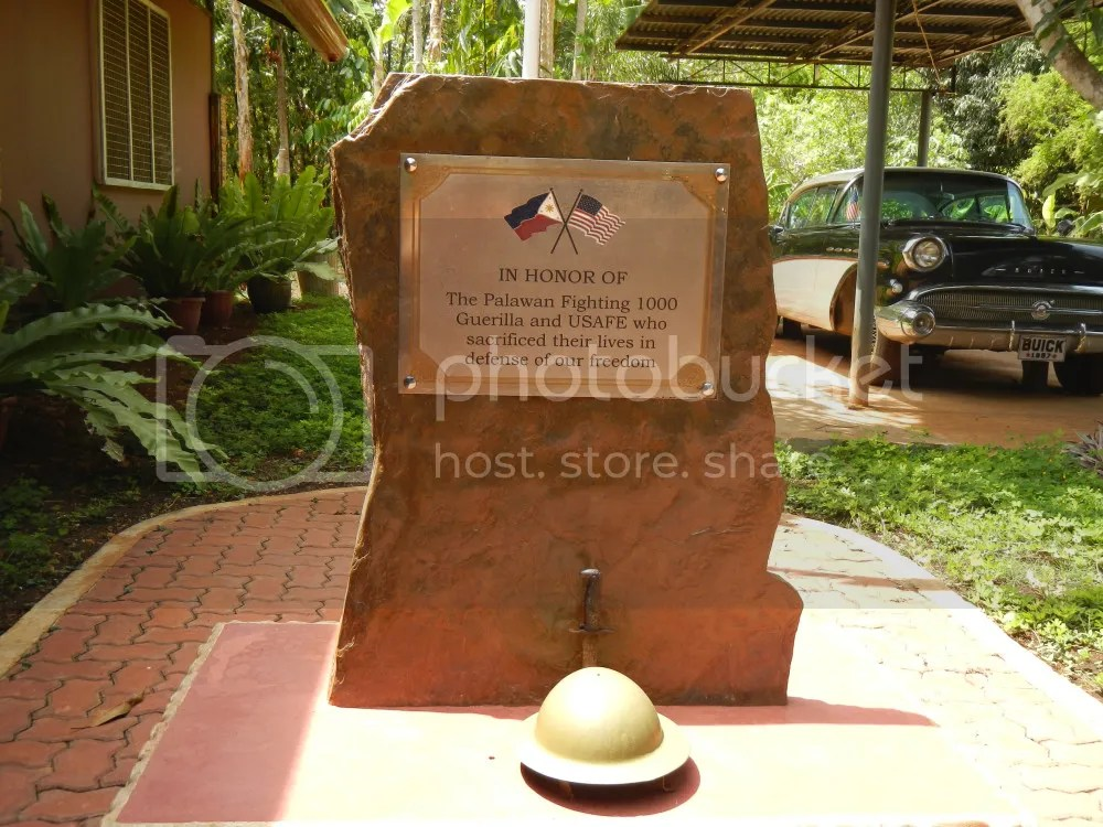 Palawan Special Battalion World War 2 Museum