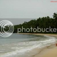 Cagwait Beach: Burying Our Feet in the Fine Sand of a Pretty, Humble Shore