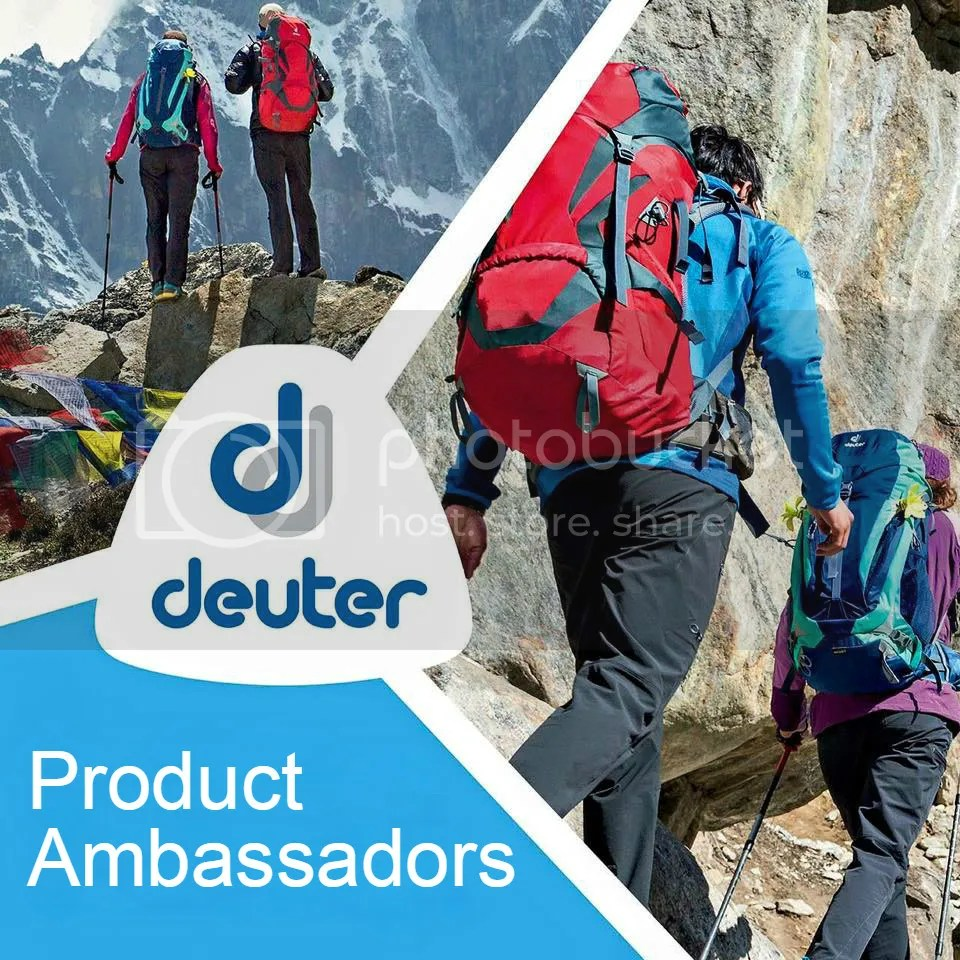 Deuter Ambassadorship