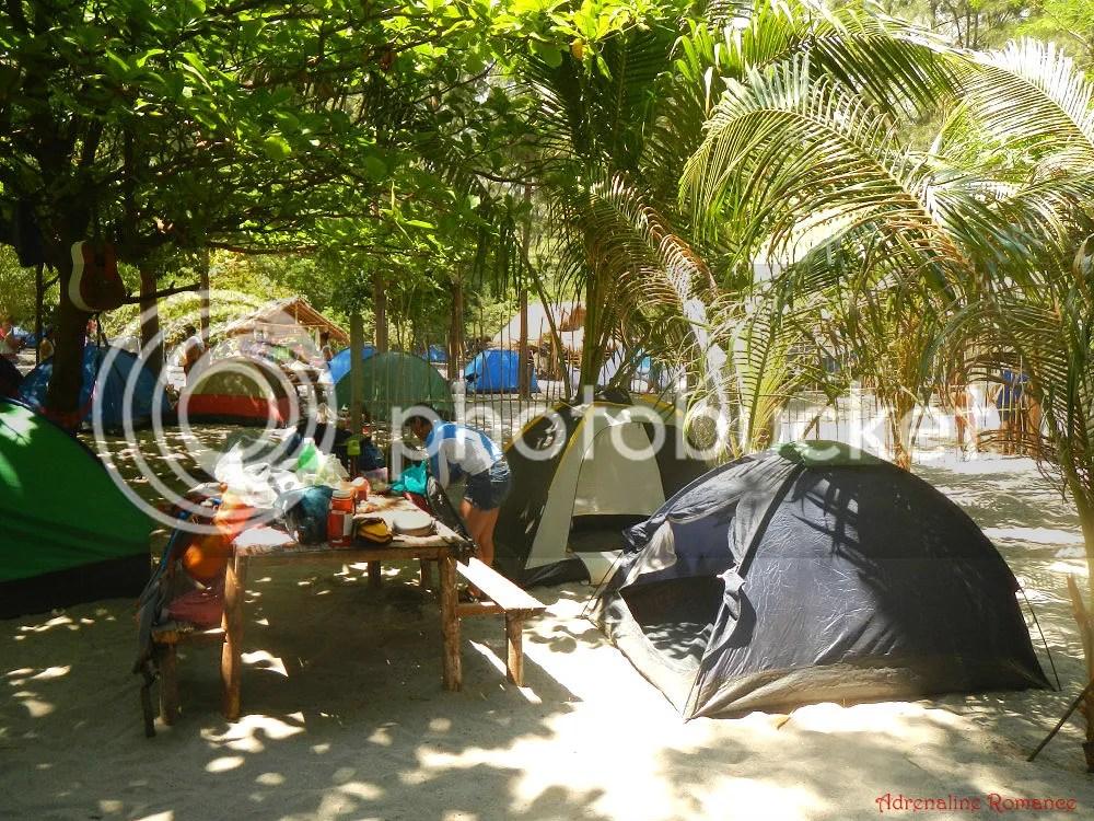 Nagsasa Cove in Zambales