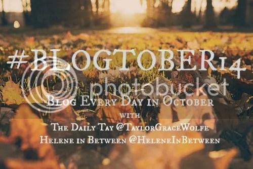 Helene in Between Blogtober