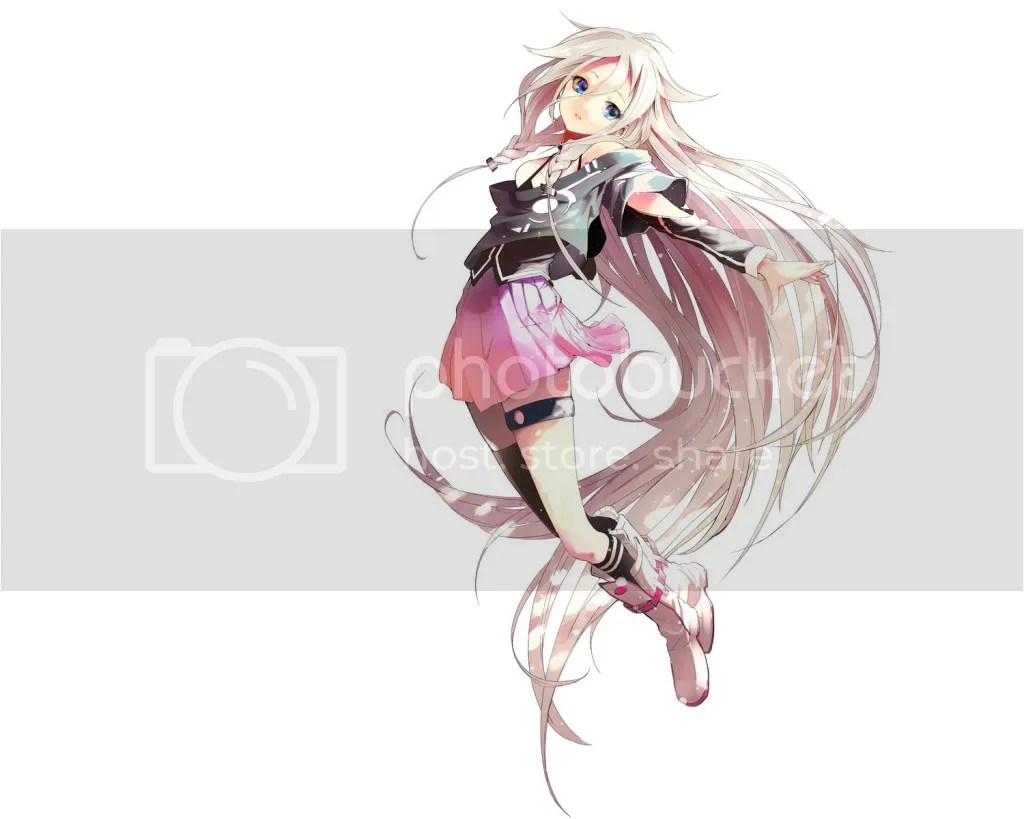 Vocaloid Ia Bookmark Of Demise Project By 150 P The