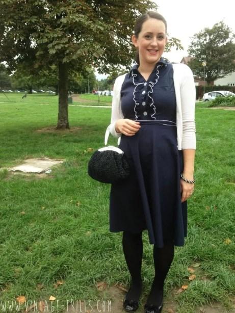 Lindy Bop Norma Dress | Vintage Frills