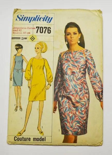 6 Fabulous Vintage Sewing Patterns • Vintage Frills
