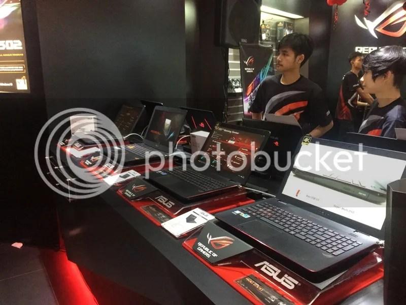 Rangkaian produk laptop khusus gaming dari ASUS Republic of Gamer | Hola Darla