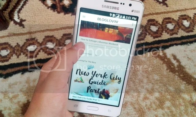 Bloglovin' for Android