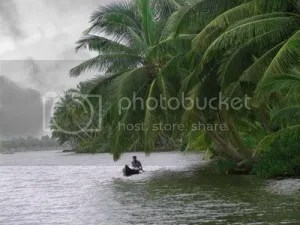 Cochin rain