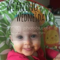 Weaning Wednesdays Linky
