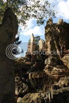 Peaks in Wen Jin Ge