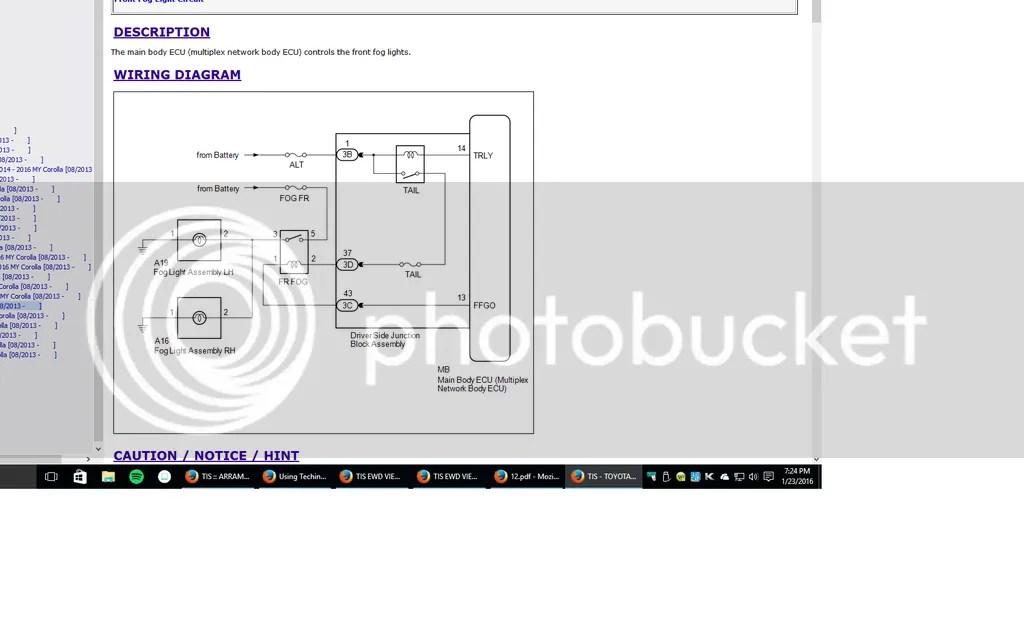 toyota corolla fog light wiring diagram viewkaka co rh viewkaka co