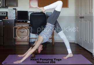 Heart Pumping Yoga