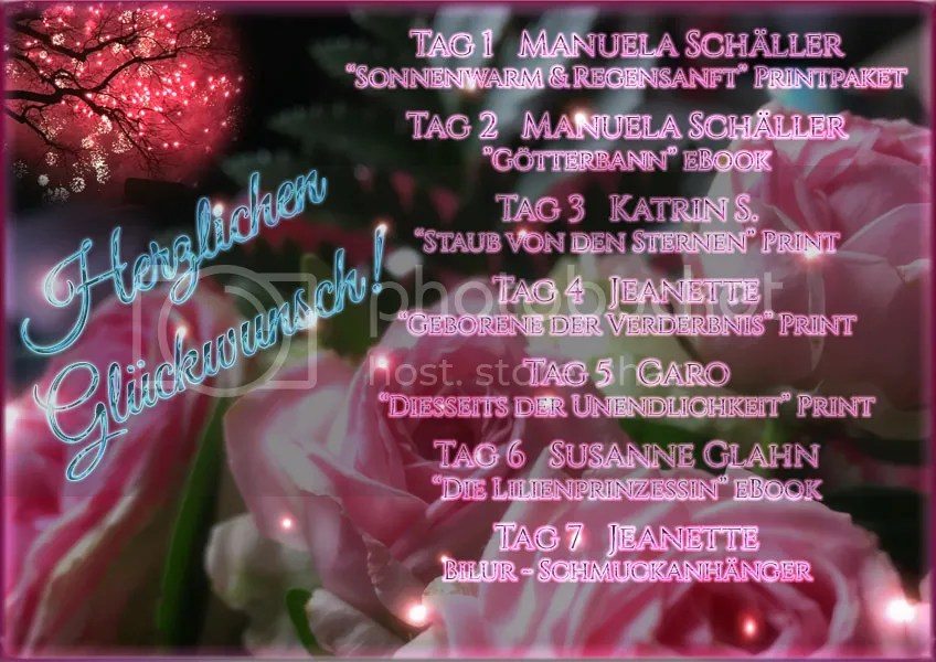 #BMGS18 - Herzlichen Glückwunsch!