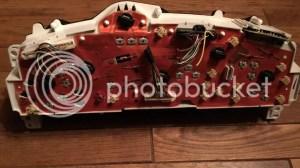 For Sale: 2003 Ford Ranger Instrument Cluster Gauge Set