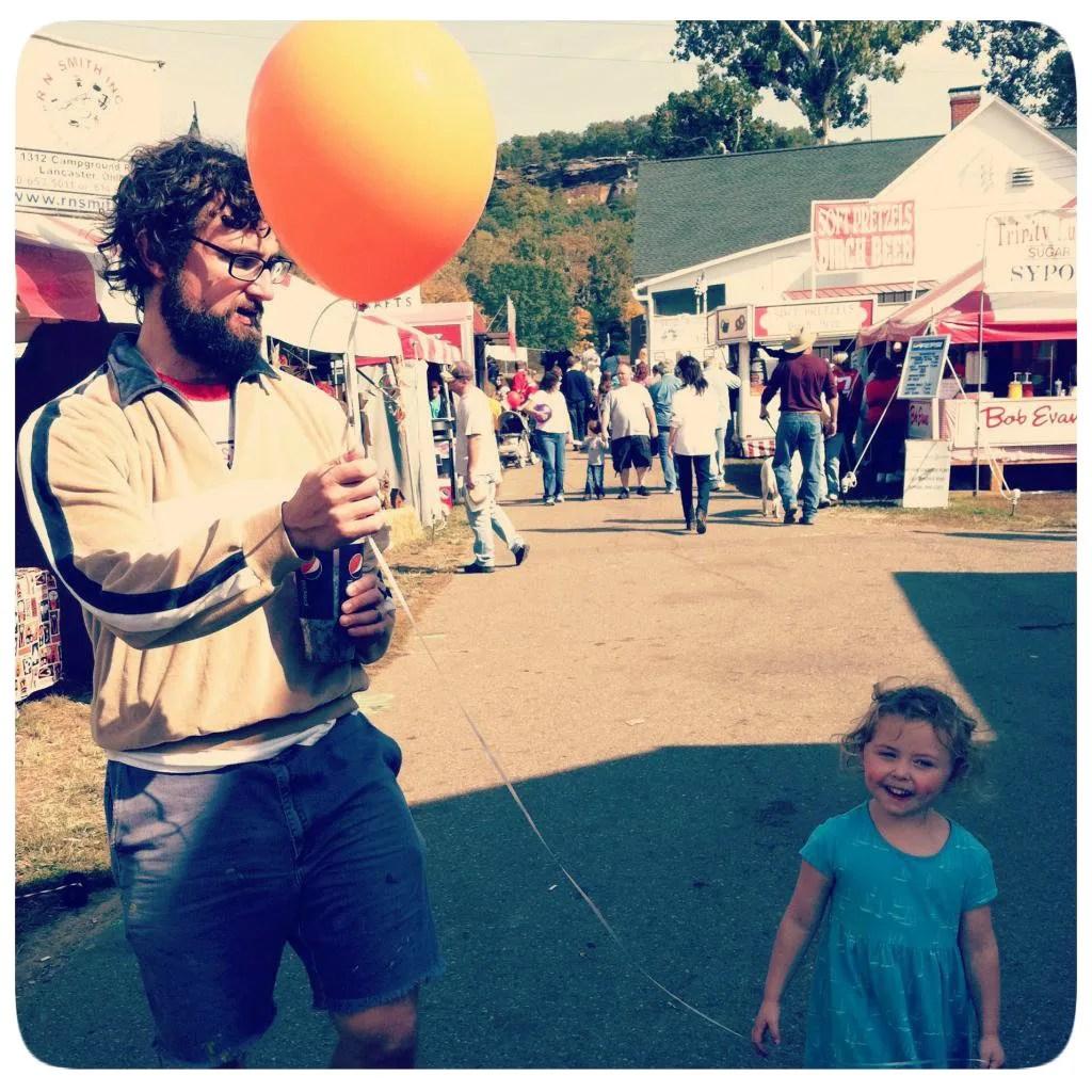 balloon round