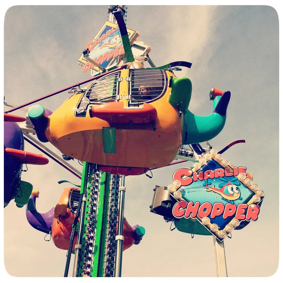 chopper round