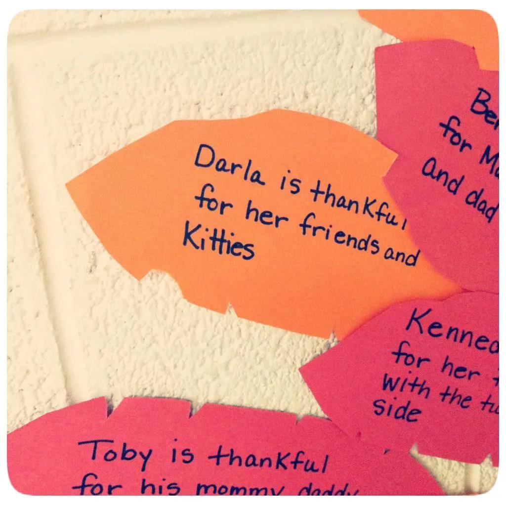 darla thankful