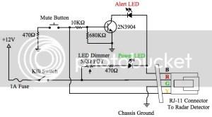 DIY Radar Detector Hardwire with SmartCord Functions– Escort Passport 8500 X50  NASIOC