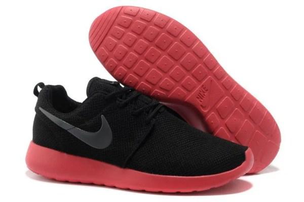 photo Nike-Roshe-Run-Womens-Black-Red-Mesh-Couple_zps4bfe4d0a.jpg
