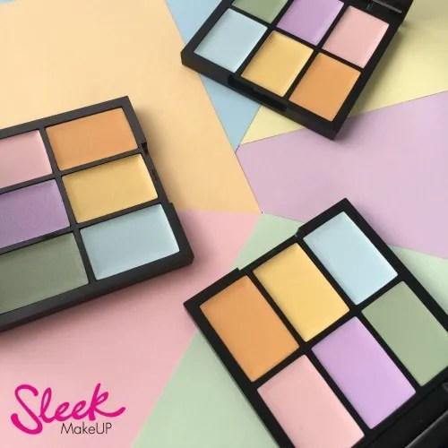 Make-up Newsflash Sleek Corrector Concealer Palette photo Sleek_Colour_Corrector_Palette_zpsgbatsui5.jpg