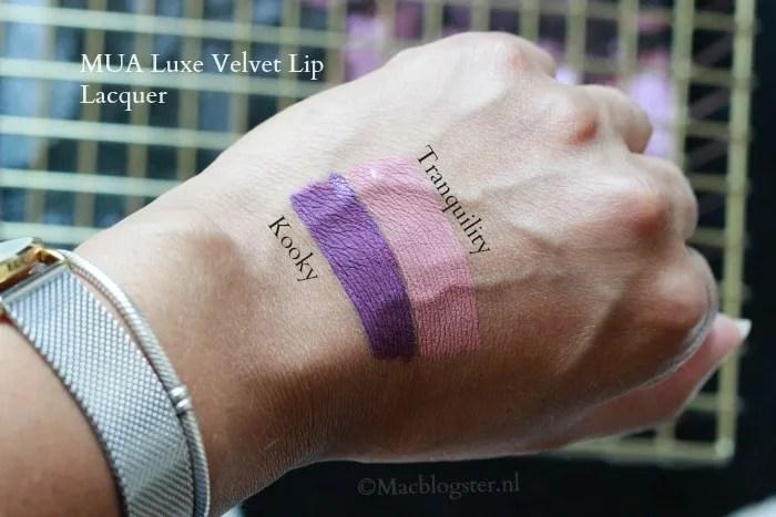 Swacthes MUA Luxe Velvet Liquid Lip Lacquers photo Swatches_MUA_Luxe_Velvet_Lip_Lacquer_Kooky_Tranquility_zps6fdvxxik.jpg