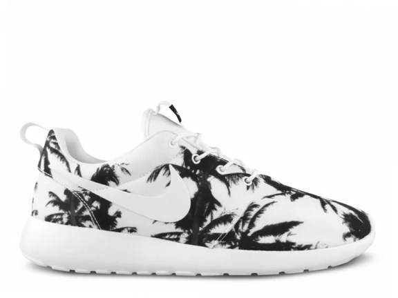 Nike Roshe Run Palmtree white black photo nike_roshe_run_palm_trees_white_black_zps5538b95a.jpg