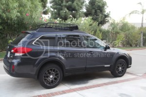 Aftermarket Accessories: 2013 Subaru Outback Aftermarket Accessories