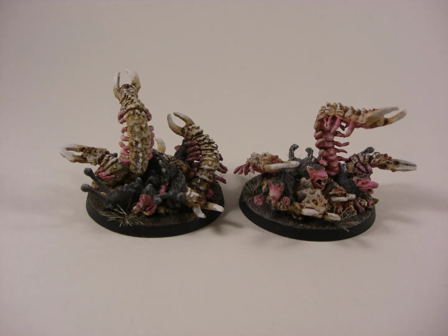 Double plague swarm