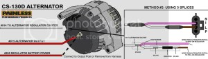 99 Firehawk, alternatorexciter wire hell  LS1TECH  Camaro and Firebird Forum Discussion