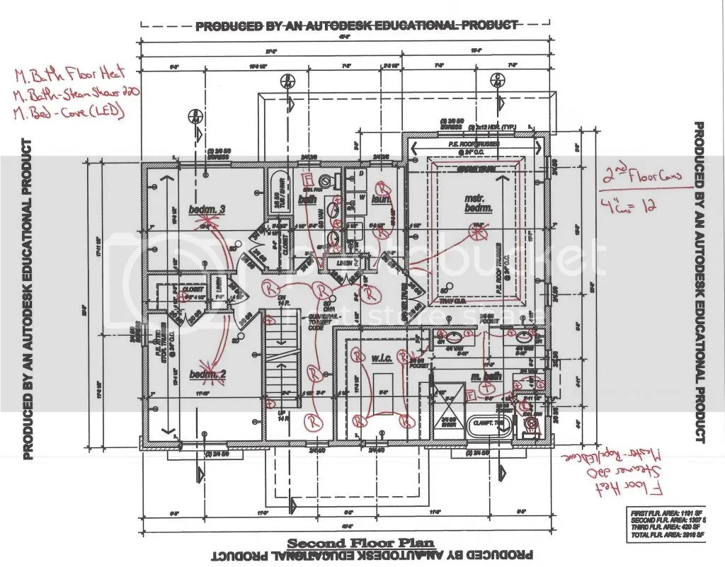 Electrical Lighting Design Layout Sample 16 Aquatic Mechanical Engineering 800 766