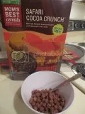 Mom's Best Gluten-Free Safari Cocoa Crunch